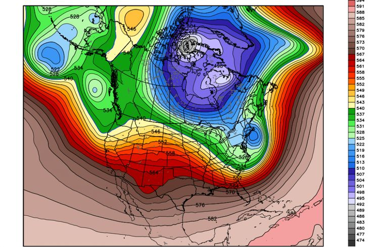 Significant Spring-Time Winter Storm Becoming Increasingly Likely
