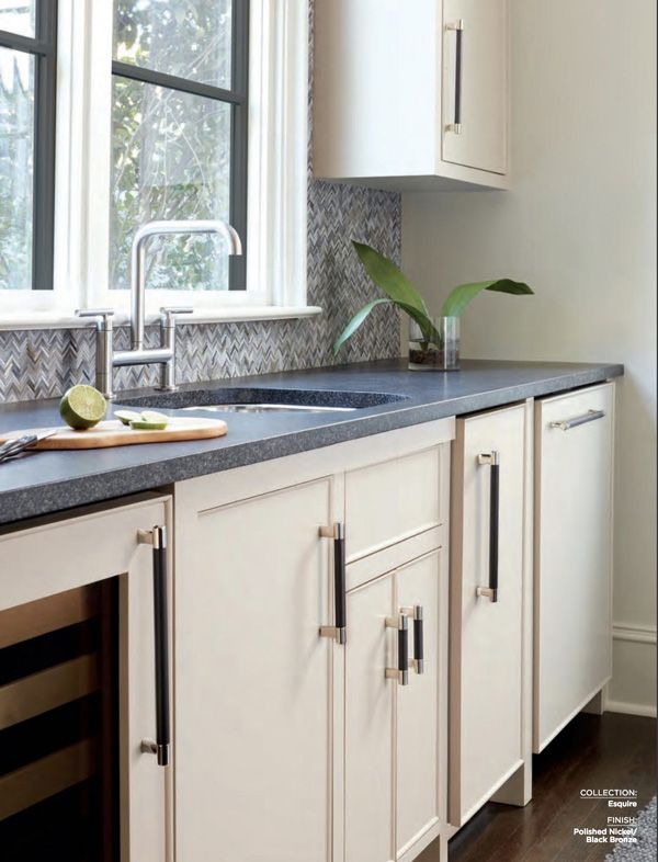 The Right Length Cabinet Pulls For Doors And Drawers Kitchen Cabinet Trends Kitchen Decor Inspiration Kitchen