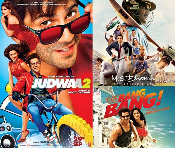 Varun Dhawan fails to beat Hrithik Roshan and Sushant Singh Rajput at the box office on Gandhi Jayanti #FansnStars