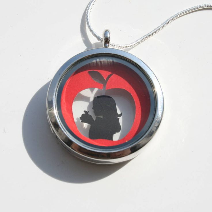 Are you interested in our Fairytale pendant? With our snow white papercut you need look no further.