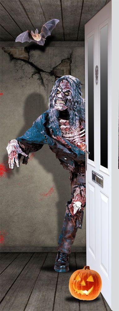Zombie Halloween Decorations Uk