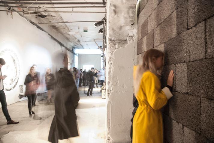 SPY (ES)  for Nuart Festival 2016 - Post Street-Art Exhibition. 11 September - 16 October 2016 Tou Scene, Stavanger, Norway