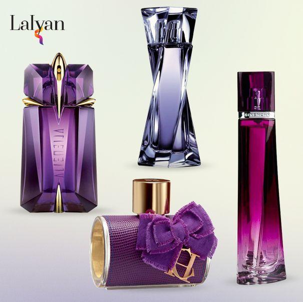 En popüler parfüm çeşitlerini Lalyan'da bulabilirsiniz.