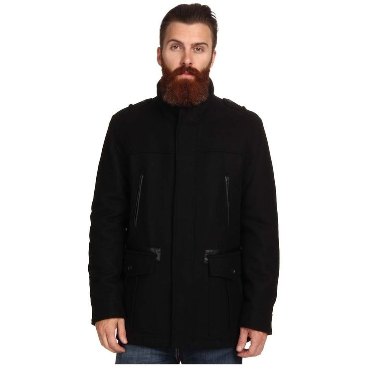 Cole Haan Men's Car Coat
