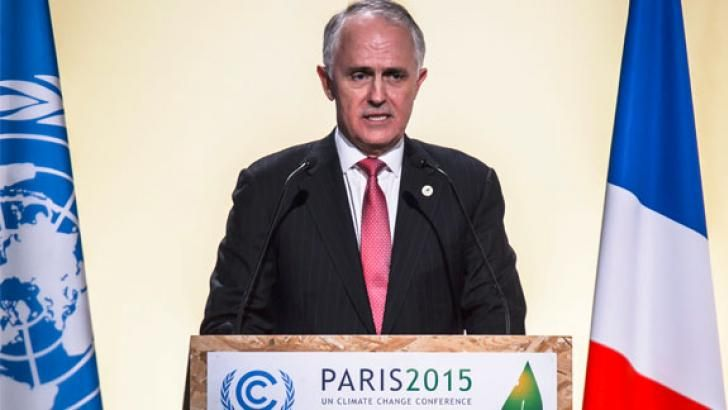 05 December 2015   James Plested  One thing stands out from the United Nations Climate Conference in Paris: Australia has proven itself a true world leader in blocking any serious, binding, action... http://winstonclose.me/2015/12/08/no-money-mo-coal-turnbulls-real-climate-agenda-written-by-james-plested-red-flag/