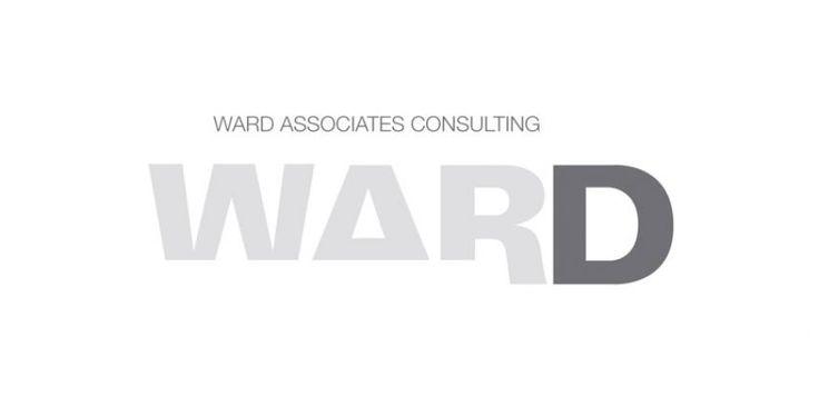 WARD CONSULTING RE-BRAND - Old Logo © Copyright 2014 Ignite Design   Ward Consulting Ltd