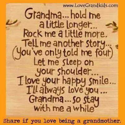 poems for grandparents day for preschoolers - Cerca con Google