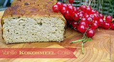 Eet goed, Voel je goed: Vanille Kokosmeel Cake