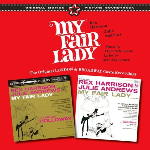 My Fair Lady [Original Broadway Cast Recording] [CD]