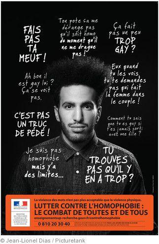 préjugés (homophobie, homosexualité, gouvernement, France, 2015)