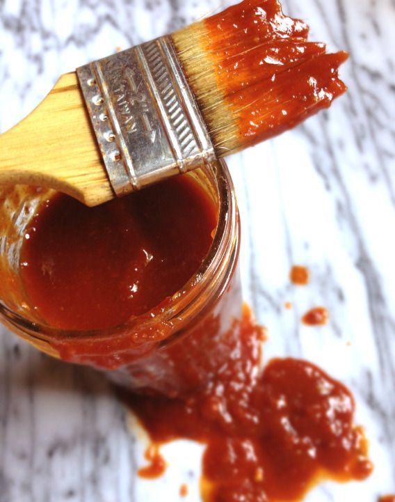 Spicy Honey Chipotle Homemade BBQ Sauce