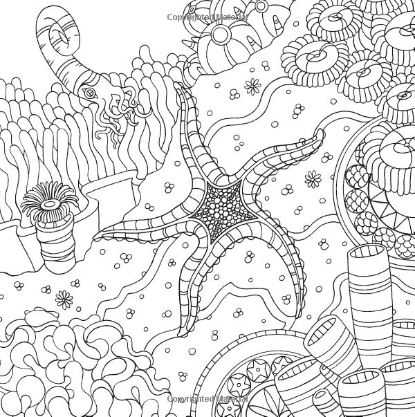 lake underwater coloring pages - photo#24