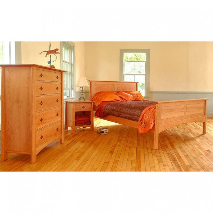 Cherry Bedroom Furniture Traditional 322 best bedroom furniture images on pinterest | vermont, bedroom
