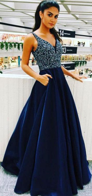 Long prom dresses,beaded prom dress,prom dresses for teens,pageant dresses #prom #shhergirl
