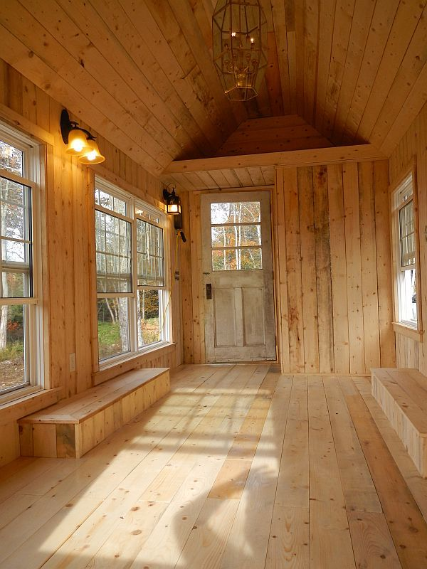 Cabin Made With Windows : Best tiny house photo tours images on pinterest