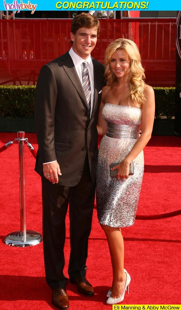 Eli Manning and his wife Abby have announced that the ...