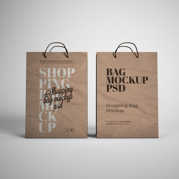 Download Shopping Bag Mockup Bag Mockup Bags Mockup