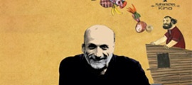 Carlo Petrini in the Slow Food Story