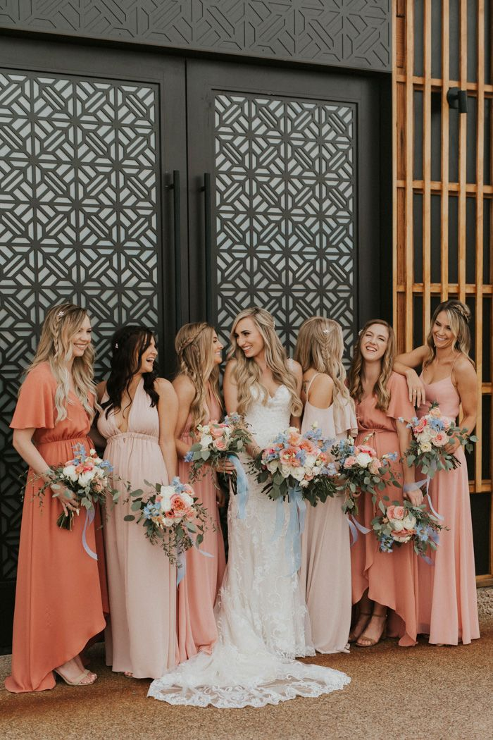 This Gorgeous Arizona Wedding At The Paseo Is The Epitome Of
