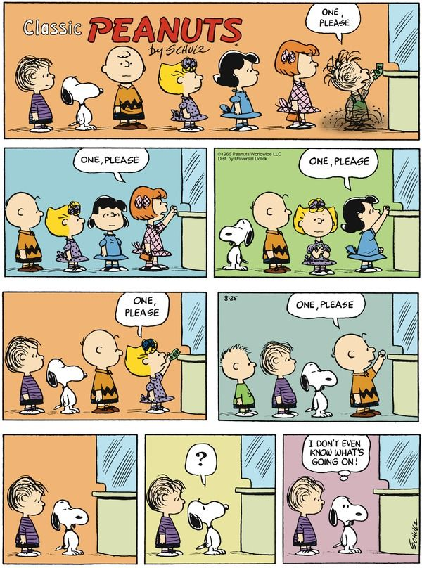 Peanuts | Comics | ArcaMax Publishing