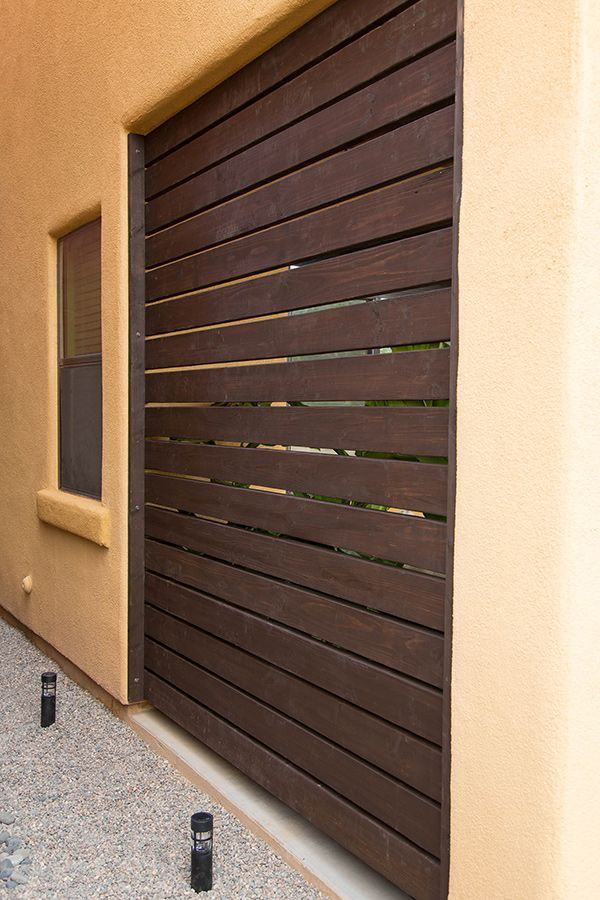 Diy Patio Privacy Screen Ideas: DIY Outdoor Privacy Screen Tutorial