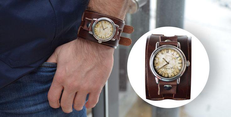 Zegarek Vintage dla Niego - Understore - Zegarki na rękę