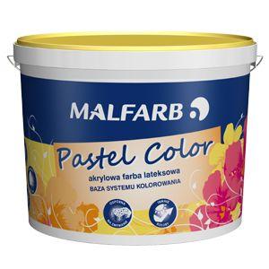 Odporna na zmywanie super wydajna farba PASTEL COLOR przeznaczona jest do dekoracyjnego malowania ścian i sufitów wewnątrz pomieszczeń, wykonanych z tynków cementowych, gipsowych, gładzi lub płyt gipsowo-kartonowych. Produkt przeznaczony jest do stosowania w pomieszczeniach mieszkalnych oraz obiektach użyteczności publicznej.http://malfarb.pl/produkty-oferta