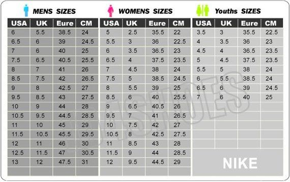 nike air max 97 size chart off 64% gentlementours.hu
