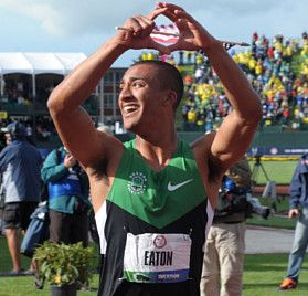 USA Track & Field - Ashton Eaton