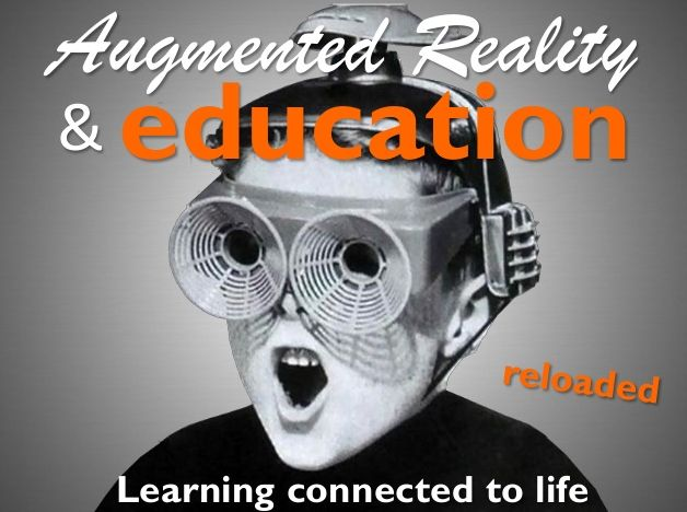 A presentation on Augmented Reality and its links to education by Raul Reinoso, for the SIMO Education conference in Madrid, 2013.