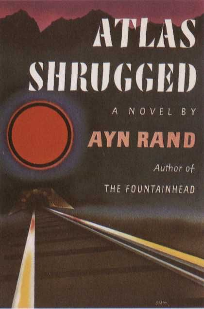 atlas shrugged book report Part mystery, part thriller, part philosophical inquiry, part volatile love affair, atlas shrugged is the book that confirmed ayn rand as one of the most popular novelist and most respected thinkers of the 20th century.