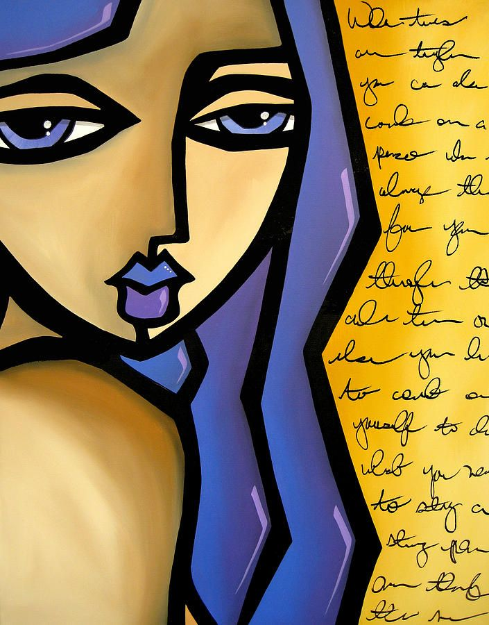 Particular Painting by Tom Fedro - Fidostudio - Particular Fine Art Prints and Posters for Sale