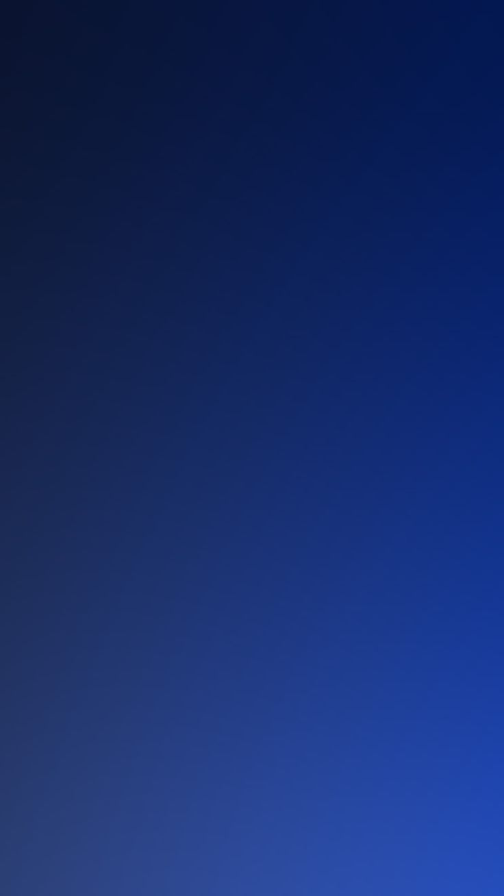 Pure Dark Blue Ocean Gradation Blur Background iPhone 6