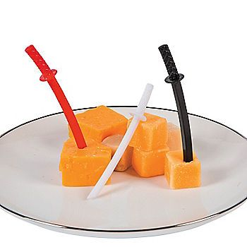 Ninja Sword Food Picks