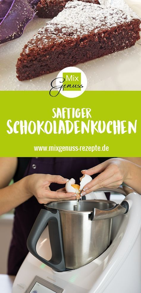 Schokoladenkuchen – MixGenuss Blog (Low Carb Dessert Recipes)