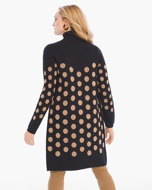Polka Dot Millie Cardigan One of the most favorite pieces in my closet.