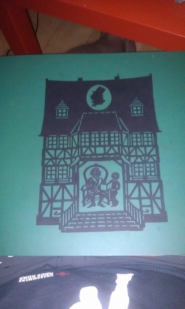 Det gamle hus - H. C. Andersen