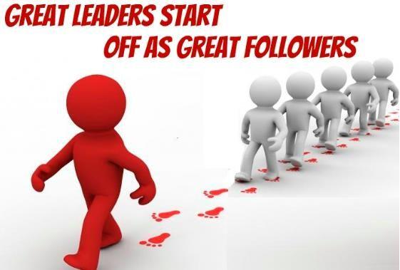 Fra leadership tip followership