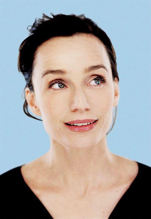 """""""I don't want to have to be pretty. I don't want to have to be adorable."""" - Kristin Scott Thomas"""