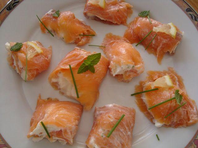 La buona cucina di katty: Bocconcini estivi di salmone