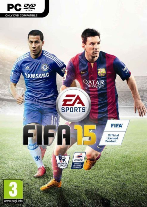 FIFA 15 VERSIONE DIGITALE PC