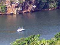 Boating on the Umtamvuna River, Port Edward. Photo Gallery - Old Pont Holiday Resort,Port Edward,Hibiscus Coast,KwaZulu-Natal,South Africa,Caravan Parks,Camping