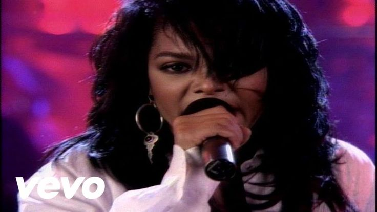 Janet Jackson - Black Cat [1990]