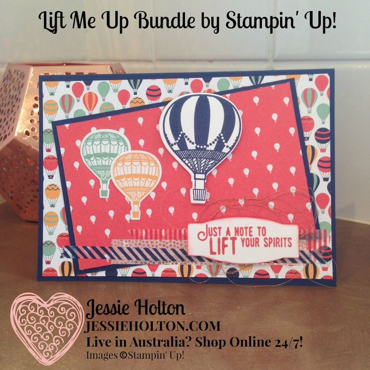 Jessie Holton - Stampin' Up! Demonstrator, Australia