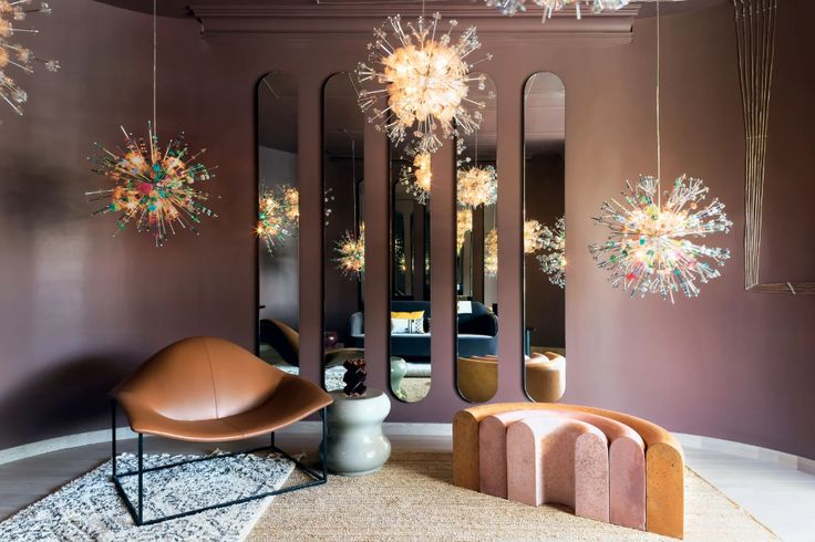 Dive Into The Best Of Architectural Digest S International Archives In 2021 Architectural Digest Interior Design Modern Light Fixtures