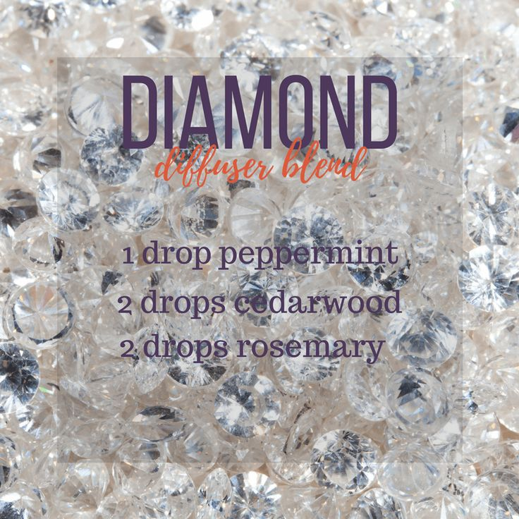 Diamond Diffuser Blend