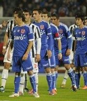 Universidad de Chile es semifinalista de la Copa Libertadores