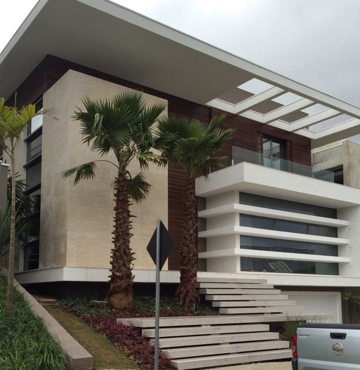 #casa #fachada #facade #residência #arquitetura #architecture