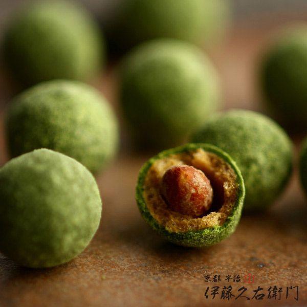 宇治茶々豆 http://www.itohkyuemon.co.jp/item/593.html