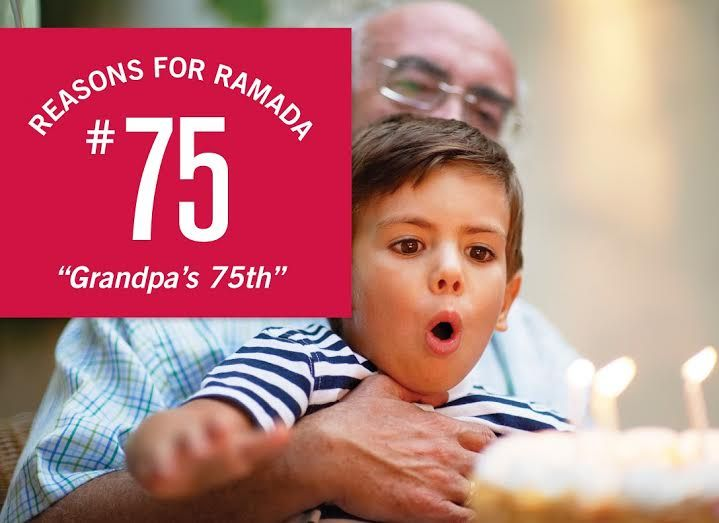 Who would want to miss their Grandpa's birthday?  Get the best value for your stay at the Ramada Rockville Centre while you celebrate the man at the center of it all! Book today at (516) 678-1100 or go online to  www.RamadaRVC.com! #Grandpa #birthday #wishes #love #respect #elders #grandparents #grandma #LongIsland #NewYork #RamadaRVC #value #hotel #inn #comfy #cozy #clean